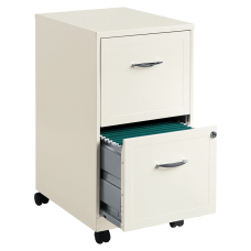 Lorell 18 D Vertical 2 Drawer