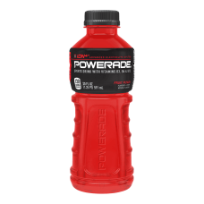 Powerade Liquid Hydration Energy Drink Fruit