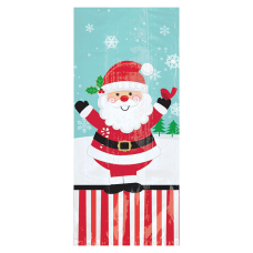 Amscan Christmas Jolly Santa Small Party