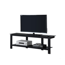 Monarch Specialties TV Stand Glass With