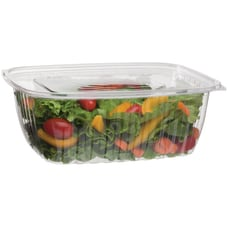 Eco Products Rectangular Deli Containers 64