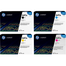 HP 641A HP641ASET OD 4 Color
