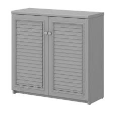 Bush Furniture Fairview Small Storage Cabinet