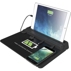 ChargeTech Tablet Phone Charging Pad Wired
