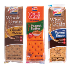 Lance Better For You Cracker Sandwiches