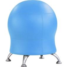 Safco Zenergy Ball Chair Baby Blue