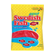 Swedish Fish Assorted 5 Oz Bag