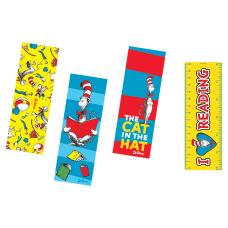Amscan Dr Seuss Bookmark Party Favors