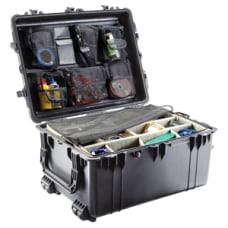 Pelican 1630NF Case without Foam Black