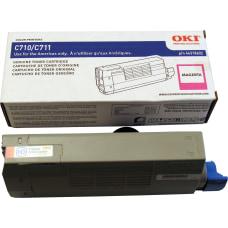 OKI Magenta original toner cartridge for