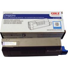OKI C16 Toner Cartridge Cyan