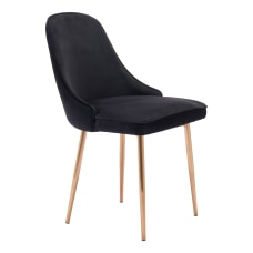 Zuo Modern Merritt Dining Chair Black