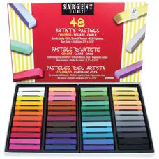 Sargent Art Artist Square Chalk Pastels