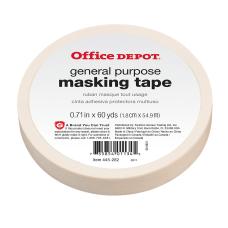 Office Depot Brand General Purpose Masking