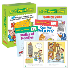 Scholastic Sight Word Tales