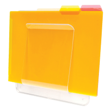 Deflect O Wall Mount File And