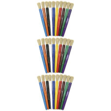Pacon Creativity Street Colossal Brushes Assorted