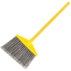 Rubbermaid Commercial Angle Broom Polypropylene Bristle
