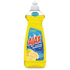 Ajax Dish Detergent Lemon Scent 28