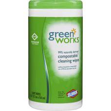 Clorox Commercial Solutions Green Works Compostable