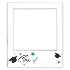 Amscan Graduation Jumbo Selfie Photo Frame