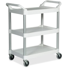 Rubbermaid Commercial 4 Caster Utility Cart