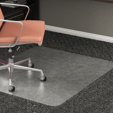 Realspace All Pile Studded Chair Mat