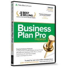 Business Plan Pro Premier Gold Edition