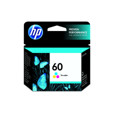HP 60 50percent Recycled Tricolor Original