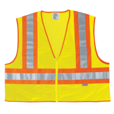 Luminator Class II Safety Vests 4X