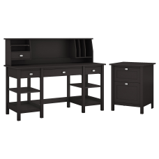 Bush Furniture Broadview 60 W Desk