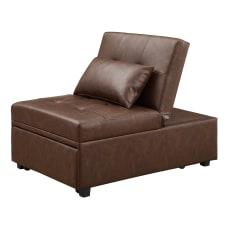 Powell Baird Sofa Bed Brown