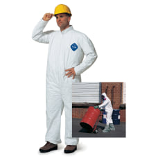 Tyvek Bunny Suits 2XL Case Of