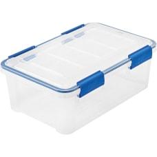 IRIS Ziplock WeatherShield Storage Box 17