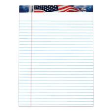 TOPS Perforated American Pride Writing Pads