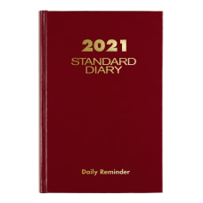 AT A GLANCE Standard Daily Diary
