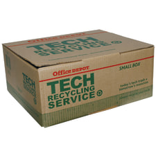 Tech Recycling Box Small 8 H