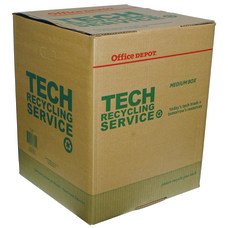 Tech Recycling Box Medium 20 H