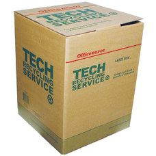 Tech Recycling Box Large 24 H