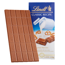 Lindt Classic Recipe Bars Milk Chocolate