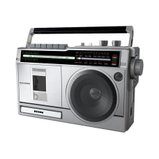 ION Retro Rocker Boombox