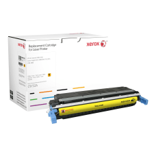 Xerox Yellow compatible toner cartridge for
