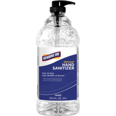 Genuine Joe Hand Sanitizer Fresh Citrus