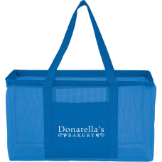 Custom Oversize Mesh Carry All Totes