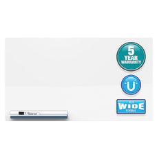 Quartet Continuum Magnetic Unframed Dry Erase