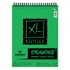 Canson XL Drawing Pads 11 x
