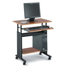 Safco Muv Adjustable Height Workstation Medium