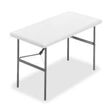 SKILCRAFT Lightweight Folding Table 29 H