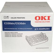Oki Data 44494201 Black Drum Cartridge