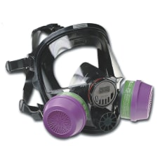 3M 7600 Series Full Facepiece Respirator